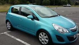 VAUXHALL CORSA 1.3 CDTI ONE OWNER FULL SERVICE HISTORY FREE ROAD TAX