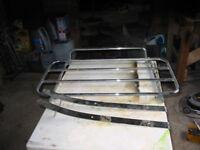 triumph tr5/6 luggage rack useable