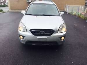 2009 Kia Rondo EX 4cylin 7passag (VGA) Need Repair + inspection