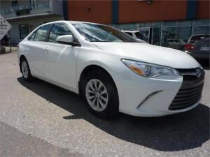 2015 Toyota Camry Le/75$ HEBDOMADAIRE 1-855-981-4366