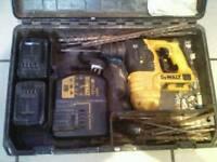 dewalt 24v breaker hammer drill