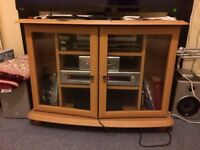 tv trolley stand good condition