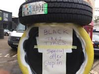 I have new black cab London Taxi Tyres 175/16