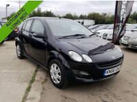 2006 SMART FORFOUR AUTOMATIC COOLSTYLE 1.3 5DR 95 BHP