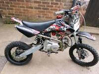 Pit bike m2r 110