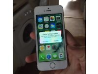 iPhone 5s gold 16gb unlocked to all networks