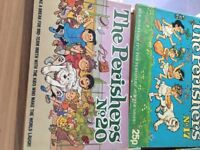 Large collection of perishers Books