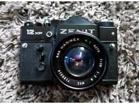 Zenit 12xp Camera & Lens