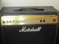 marshall 2000 avt valvestate 50 watt combo amplifier.