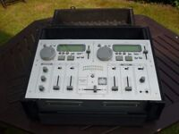 Ministry of Sound twin CD + mixer unit