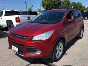 2013 Ford Escape 4WD SE 1.6L Turbocharged Ruby Red Bluetooth Nav