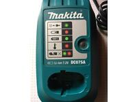 MAKITA CHARGER DC07SA - IN VERY GOOD CONDITION