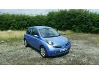 Nissan Micra 1.4 16v SX 3dr * Full 12 Month MOT* Low Mileage * Bargain PX to clear *