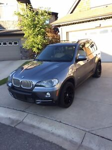 2007 BMW X5 V8 EXECUTIVE & SPORT Package 7 Passengers