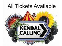 Kendal Calling ALL TICKETS AVAIABLE
