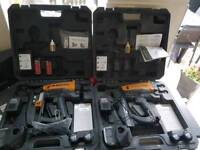 Bostitch 2nd fix nail gun & 1 for spares