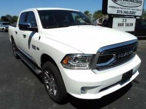 2017 Ram 1500 Limited Crew Cab 4X4 MSRP $73000 SAVE!SAVE!