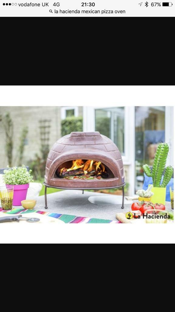 La Hacienda Mexican Pizza Oven Brand New In Kings Lynn