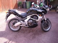 Kawasaki Versys 650 A7F 2007 in Very Good condition