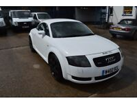 2000 AUDI TT QUATTRO IN GOOD CONDITION WITH MOT UNTIL NOVEMBER 2017