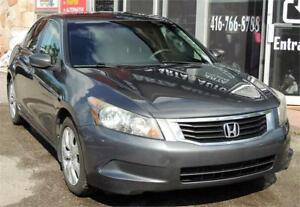2008 Honda Accord Sdn EX-L*LEATHER*SUNROOF*