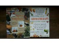10 x Aromatherapy Books