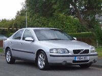 VOLVO S60 FULL HISTORY FULL LEAHER SEATS