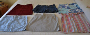 Assorted skirts size small