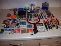 Wanted fishing tackle Swadlincote / Burton / Ashby area