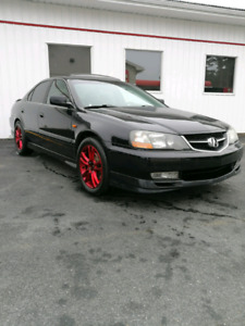 2003 Acura TL Type S (A-Spec) j32a2