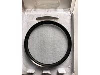 Tiffen Black Diffusion Filter 58mm 1/2 58BDFX12 MINT IN BOX