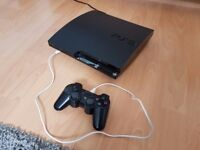Sony Playstation 3 Console - 120GB - Slim - Model No. CECH-2103A