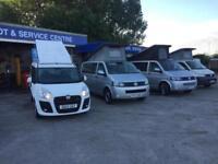 Fiat DOBLO MYLIFE MULTIJET campervan microcamper