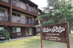 Yorkton 2 Bedroom Cedar Ridge Apartments Near Parkland Mall