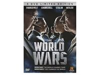 WORLD WAR 1 & 2 DVD'S (15 IN TOTAL)