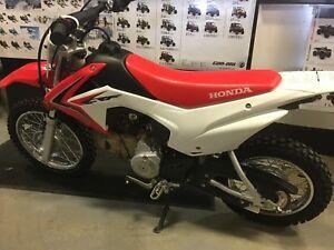 2016 Honda CRF110F