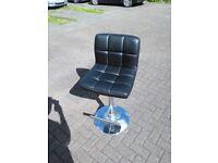 Leather* bar stools 4