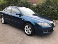 2007 MAZDA 6 2.0D TS DIESEL WITH FULL SERVICE HISTORY