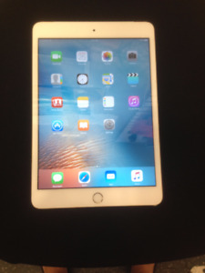 i Pad mini 3  64 GB GOLD- Model-NGYN2LL-A