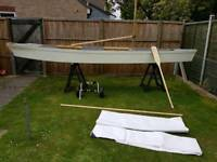 4.7metre Canoe