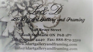L & D's Art Gallery and Framing