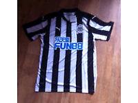 Newcastle United shirts