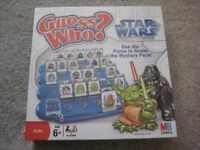 Guess Who? Star Wars Edition by Milton Bradley