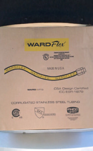 Roll of 250 ft of 1/2 wardflex tubing