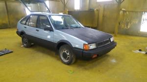 1984 Toyota Corolla LE