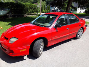 2002 Sunfire Derby or Parts