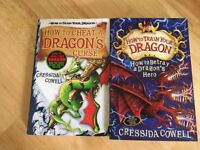 How to train your dragon books