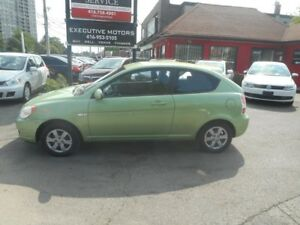 2008 Hyundai Accent LOW KM