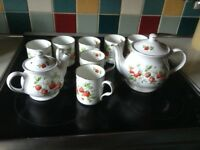 Sadler Mugs and Tea Pots