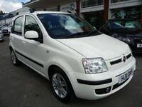 FIAT PANDA 1.2 DYNAMIC 5STR 5d 69 BHP (white) 2011